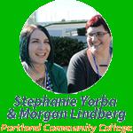 Stephanie Yorba & Morgan Lindberg